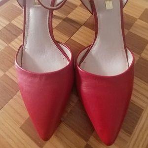 7.5 Red fancy Louise et Cie